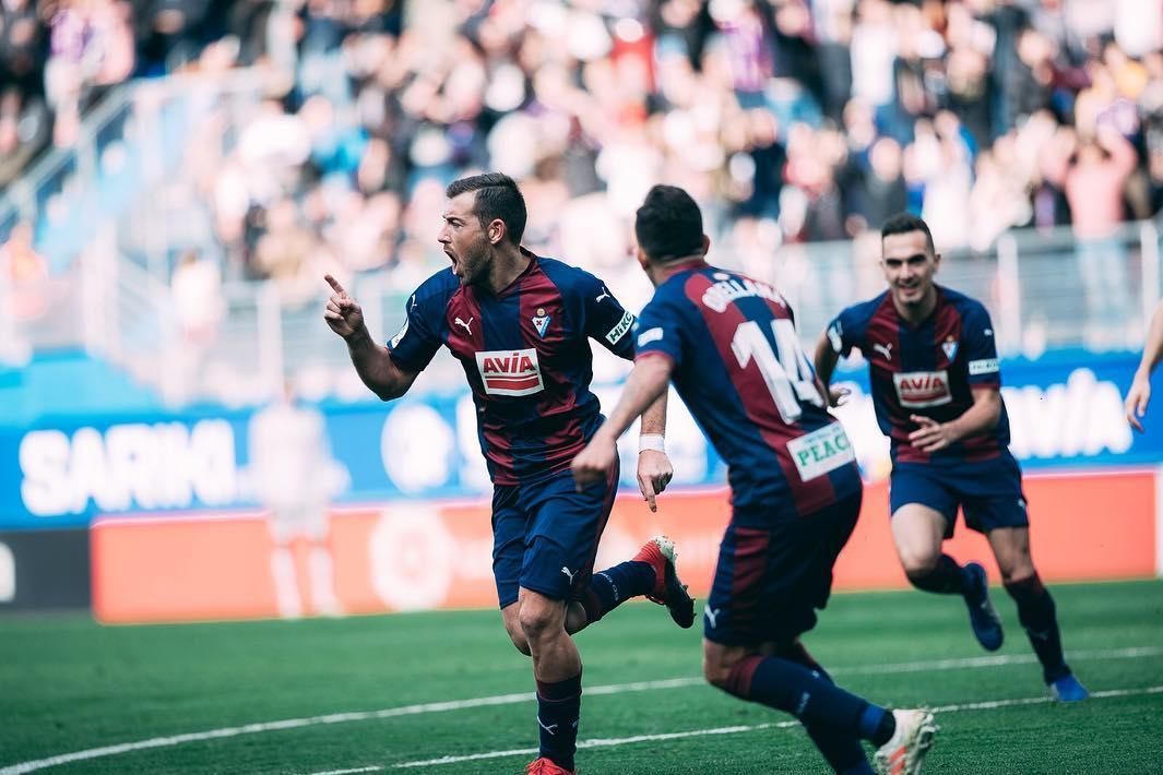 "Sergi Enrich: ""Ganar al Real Madrid en Ipurua es histórico"""