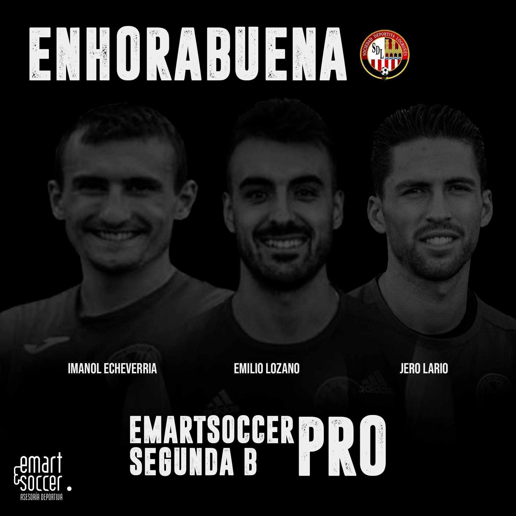 (Español) EmartSoccer tendrá presencia en Primera RFEF